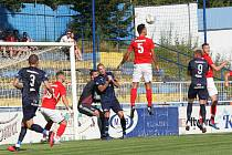 Příprava: FC Slovácko - Blansko