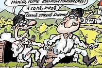 Slovácko sa súdí aj nesúdí.