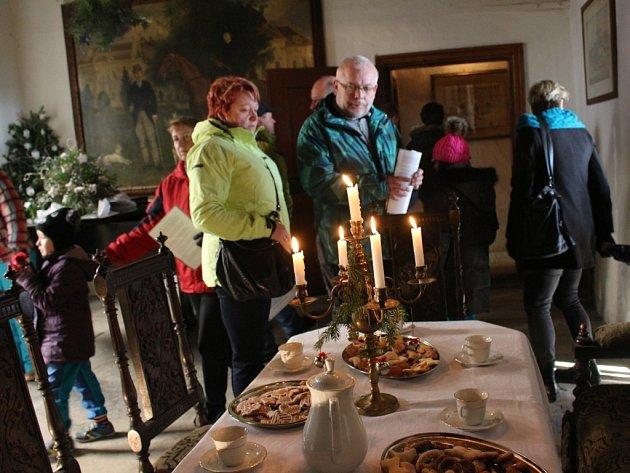Vánoce, předvánoční a vánoční akce na Slovácku, 2015