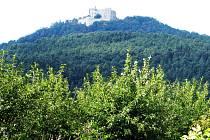 Buch´lover bude mít v záhlaví starobylý hrad.