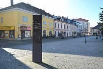 Uherské Hradiště pořídí nový navigační a informační systém za 2,2 milionu korun. Nově bude mít i vítací tabule.