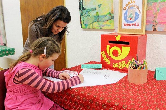 Dům dětí a mládeže Šikula Uherské Hradiště připravil pro děti 19. ročník Ježíškových dílniček.