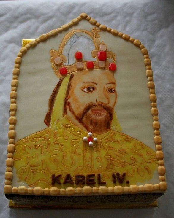 Karel IV. zavítal na výstavy v Turistickém centru Velehrad ZDENĚK SKALIČKA  Velehrad – Pro své politické a manažerské schopnosti je Karel IV. – Otec vlasti veleben i více než šest set let po své smrti. V Turistickém centru Velehrad vzdávají hold jeho pano
