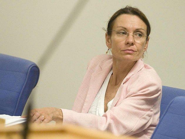Milena Motyčková. Ilustrační foto.