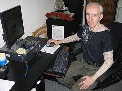 Redaktor Slováckého deníku Oleg Kapinus.