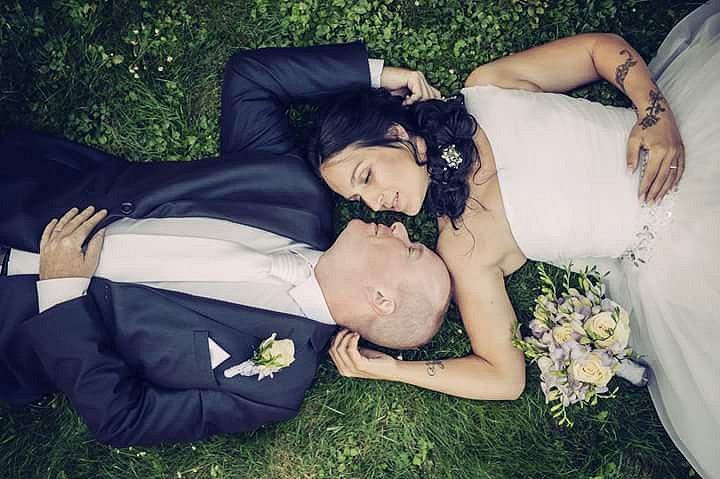 Soutěžní svatební pár číslo 140 - Michaela a Martin Vaculíkovi, Otrokovice