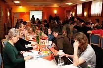 Na celostátní seminář k soutěži Vesnice roku se sjelo šedesát členů hodnotitelských komisí z různých koutů republiky.