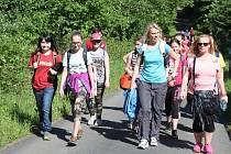 Jubilejního X. ročníku Dne sLČR se zúčastnilo 197 dětí zšesti základních škol vpůsobnosti Lesní správy Buchlovice.