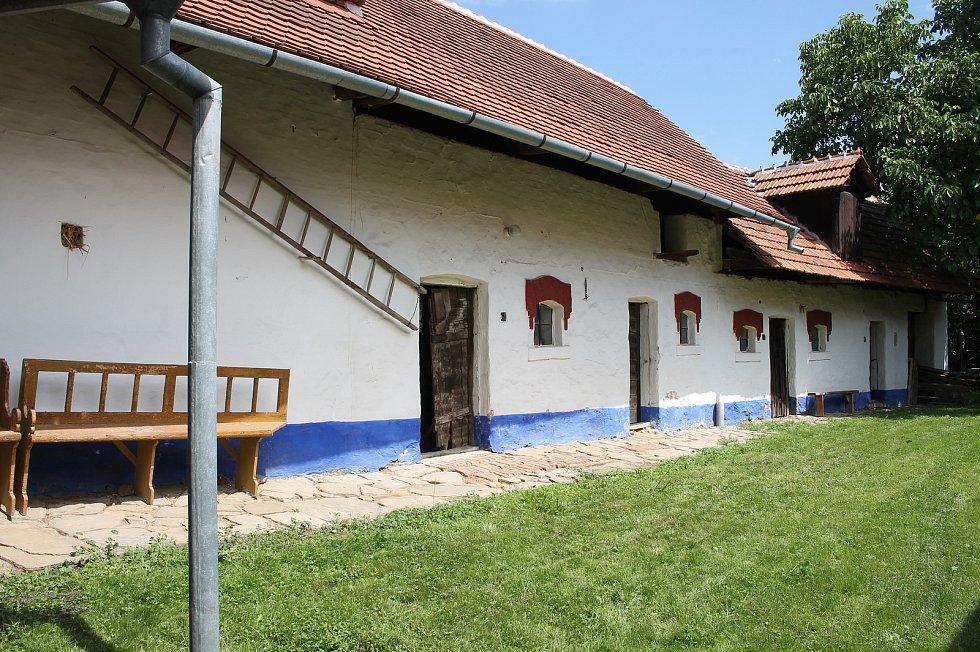 Otevření památných domků na Slovácku 27. - 28.6. 2020.Muzeum lidových pálenic Vlčnov.
