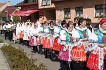 Obec Suchá Loz oslavila 750 let