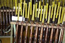 Brzy již bude Zbrojovka v Uherském Brodě produkovat i  brokovnice pro západní trh.