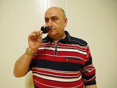 Břetislav Jakubík ze Zlechova je předsedou představenstva akciové společnosti Vínařství Jakubík.