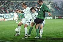 Duel Slovácka s Olomoucí nabídl důraznou hru bez fotbalového koření.