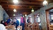 Holubyho chata na Velké Javořině. Ilustrační foto.