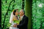 Soutěžní svatební pár číslo 141 - Jana a Josef Valigurovi, Přerov