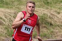 Běžec Majerčák pomohl ve Švédsku české štafetě k zisku stříbrných medailí.