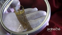 Na výstavě budou k vidění unikátní cenná sbírka šperků z období Velké Moravy.
