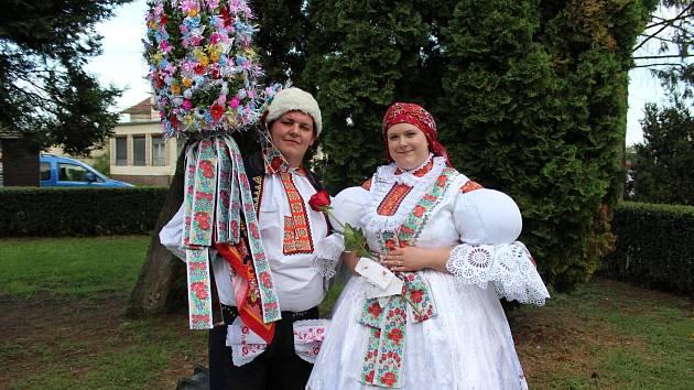 Stárci v Kostelanech nad Moravou v roce 2018.