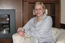 MANAŽERKA HOTELU BUCHLOV. Pustit se do projektu hotelu Buchlov byla velká troufalost a risk vzhledem k celkové ekonomické krizi, říká Lucie Morávková.