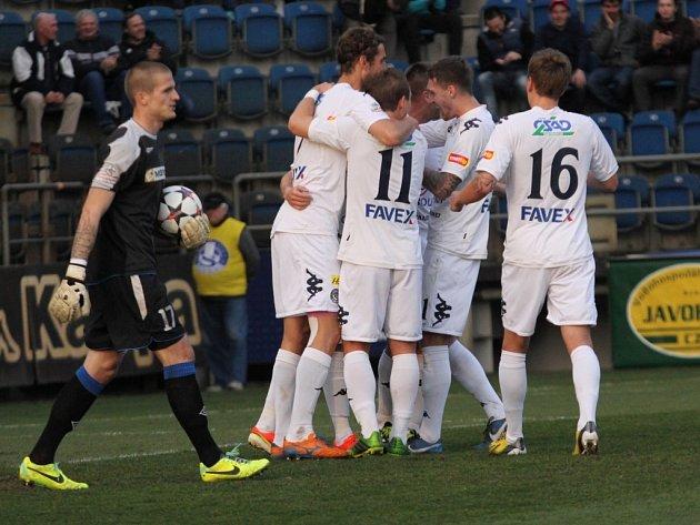 Fotbal Gambrinus liga 1. FC Slovácko - Zbrojovka Brno