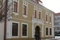 Uherskohradišťské informační centrum U Sovy. Ilustrační foto.