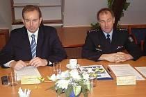 Libor Karásek (vlevo). Ilustrační foto.