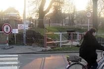 Podchodem u vlakového nádraží nebude možné projít až do 1. dubna.