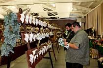 Na chovatelské přehlídce v Popovicích bylo k vidění 1090 trofejí loni ulovené spárkaté zvěře a šelem v okrese Uherské Hradiště.
