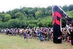 Na hřišti vSalaši měl start a cíl závod na 32 a 63 km snázvem Salašský drtikol.