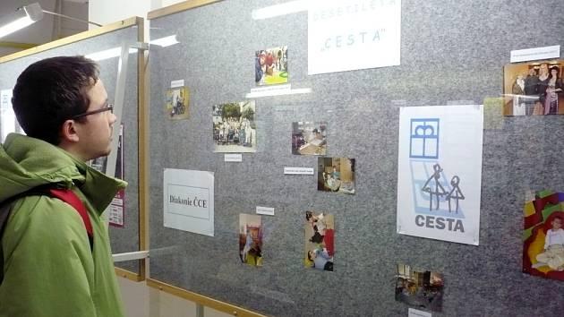 Výstava v prostorách Jezuitské koleje v Uherském Hradišti.
