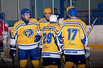 Hokejisté Uherského Brodu. Ilustrační foto.