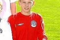 Mladý brankář 1. FC Slovácko U16 Juraj Semanko je na zkoušce v Celticu Glasgow.