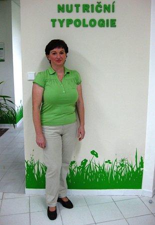 Ladislava Světinská, 44let, Hradčovice, dětská sestra.