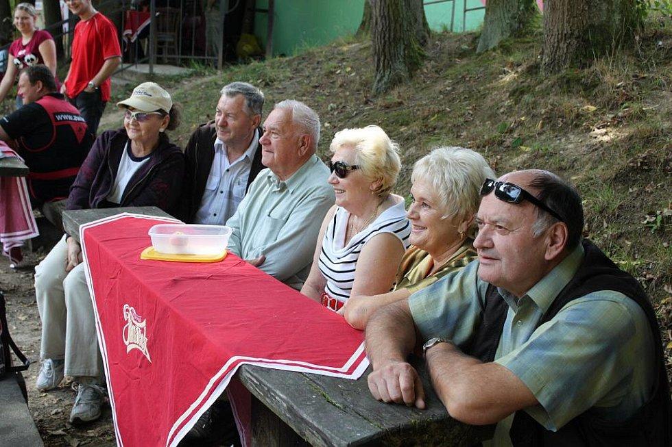 Příznivci střeleckých závodů  si při Trojboji Slovácka přišli na své.