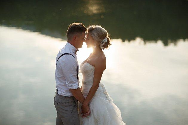 Soutěžní svatební pár číslo 195 - Sylvie a Tomáš Reinoldovi, Stará Červená Voda