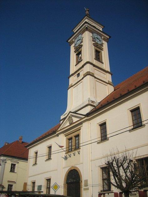 Městský úřad v Uherském Brodě.