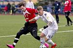 Fotbalisté Uherského Brodu v úvodním přípravném zápase porazili starší dorost Slovácka 3:2