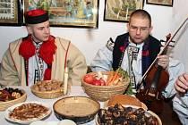 Tradiční Vánoce ve Vlčnově. Ilustrační foto.