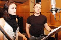 Ilustrační foto ze zkoušky nového muzikálu.