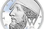 DVOU. Odražky z ryzího stříbra nesou stejné motivy svatého Václava jako zlaté, jsou však cenově dostupnější.