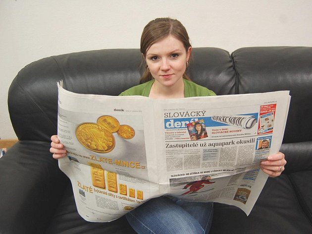 Mediálním partnerem Kláry Hamplové se stal Slovácký deník.