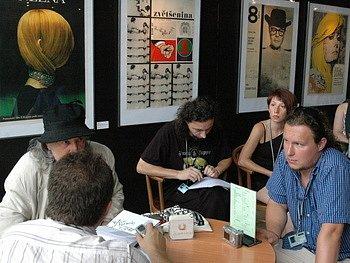 Letní filmová škola v Uherském Hradišti. Ilustrační foto.