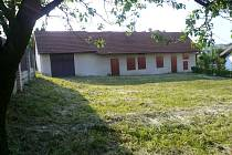 V Podolí se přemění budova Areálu chovatelů, v niž v minulosti působil také nejstarší tkadlec na Slovácku Jan Kroupa, v zázemí pro místní spolky.