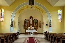 Kostel v Šumicích
