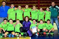 Třetí republikový titul v řadě si zahrají mladí florbalisté ze Základní školy Pod Vinohrady Uherský Brod. Mezi elitní šestku, která si to 10.-11. března rozdá v Benešově na finálovém turnaji, se probojovali v konkurenci více než 1400 týmů z celé ČR.
