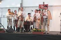 Folklorní vystoupení viděly tisíce diváků.