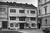 Dům č. 579 na Palackého náměstí v Uh. Hradišti.