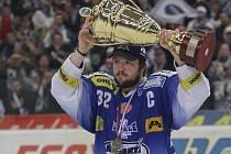 Radim Bičánek strávil kus hokejové kariéry v Brně, kde dosáhl i na titul vicemistra.