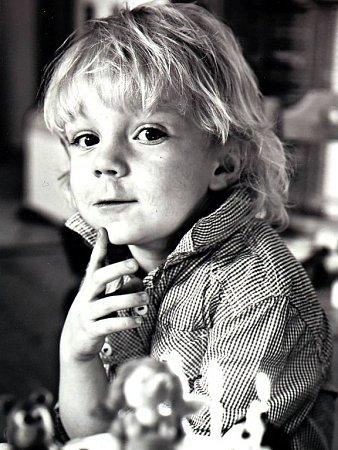 3. JAKUB. Až vyrostu, budu modelem.