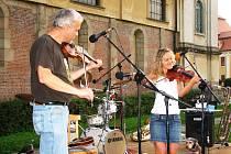 Hudební festival Šroubek na Velehradě